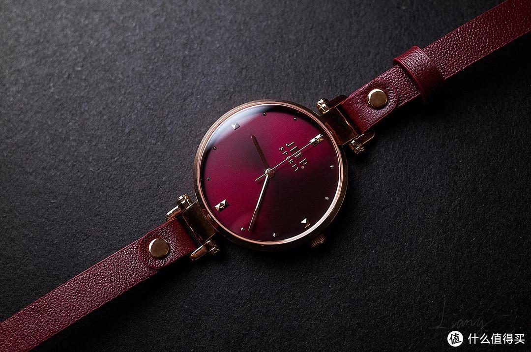 轻松get女神气质,适合夏天戴的手表