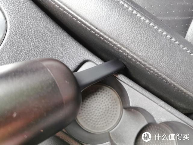 女司机的车载好物,倍思A3车载吸尘器走心了