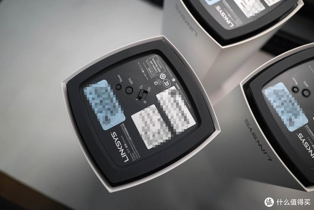 大户型网络布线稳定高速,Linksys AX12600MESH套装体验