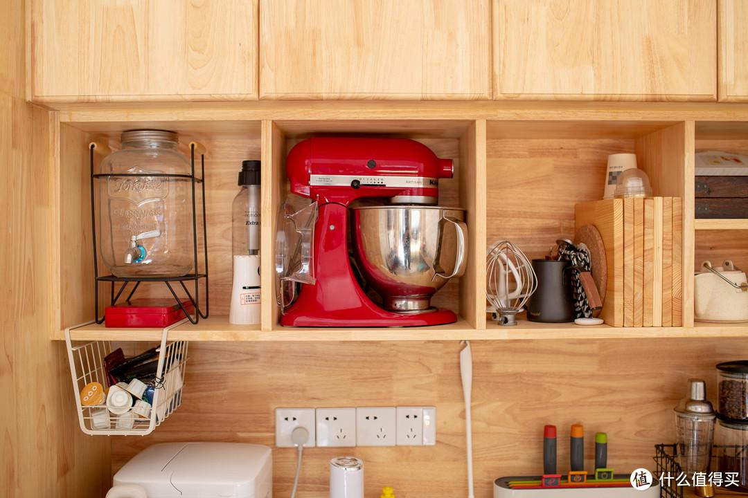 始于颜值,能否终于实力?Kitchenaid凯膳怡4.8L抬头式厨师机使用测评