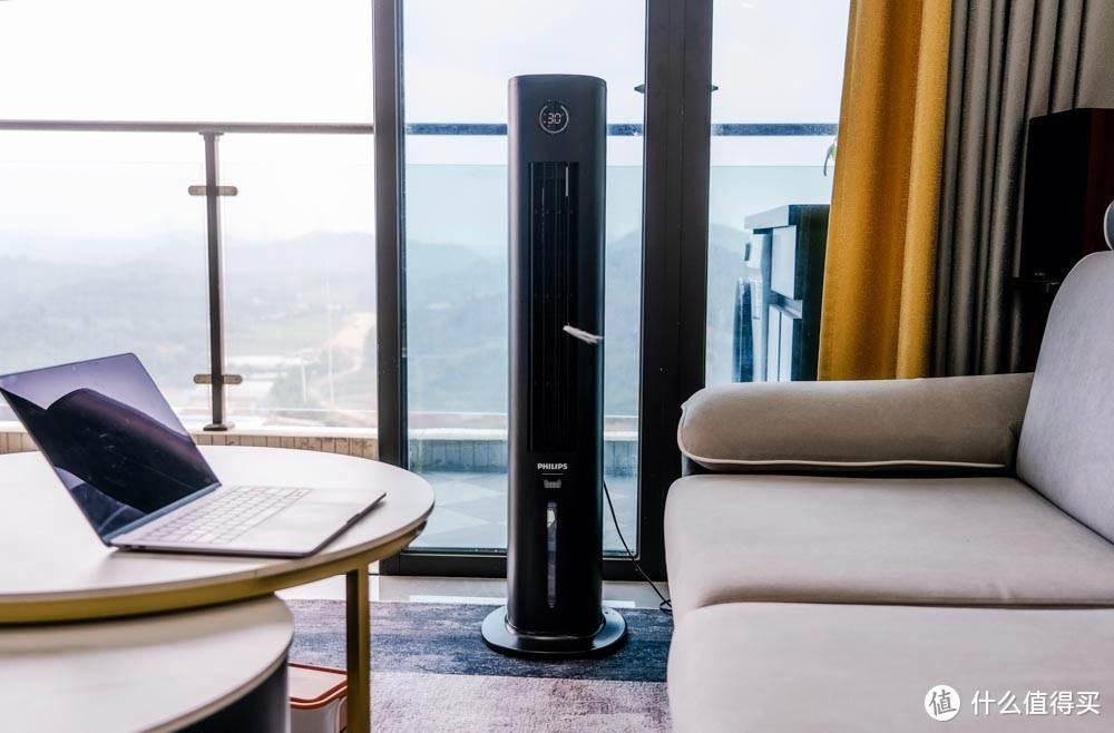飞利浦空调扇评测:不仅可以远离空调病,而且也可以清爽过夏天