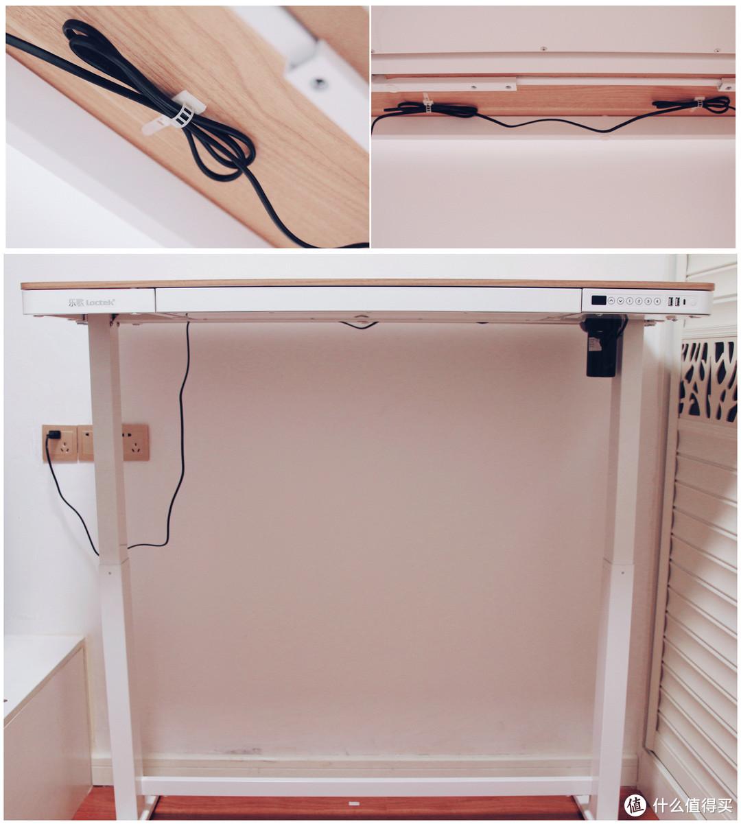 乐歌E5电动升降桌体验:可坐可站,时下必备的一款高颜值家具