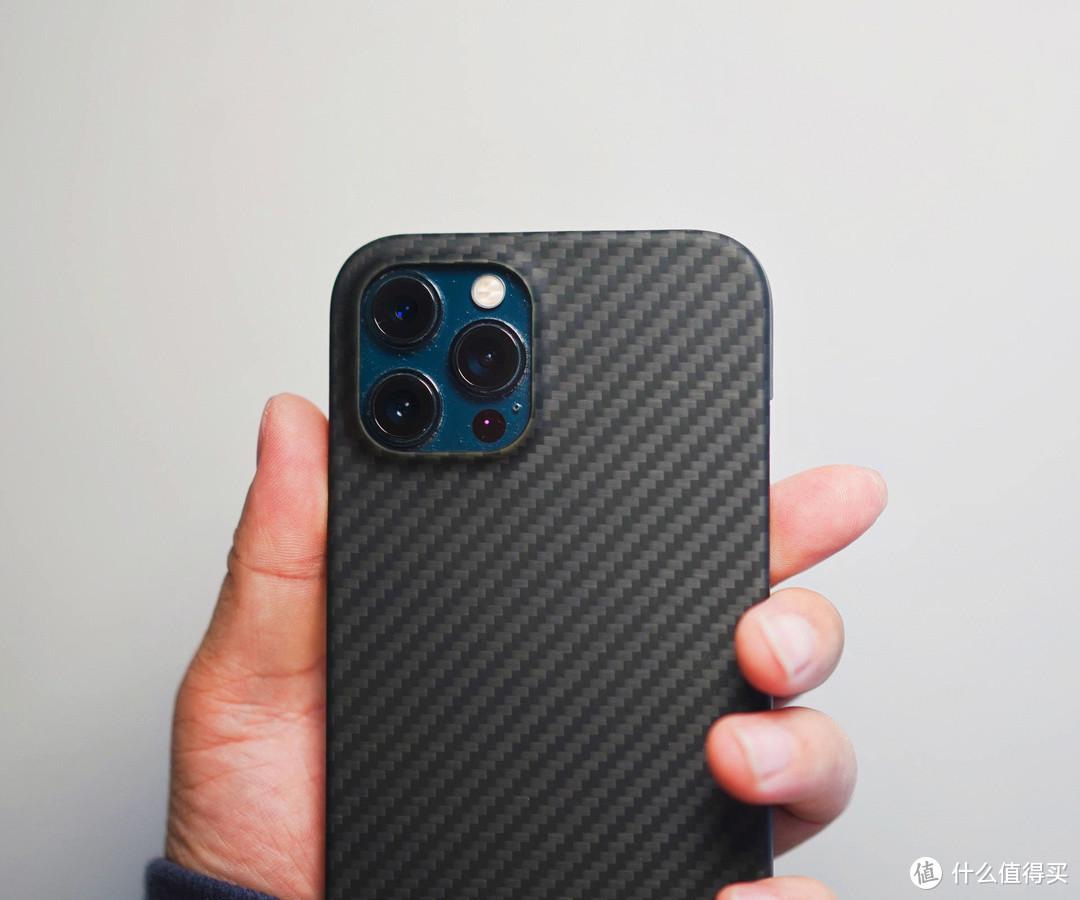 给iPhone 12 Pro Max换个二元开物凯夫拉手机壳怎么样?