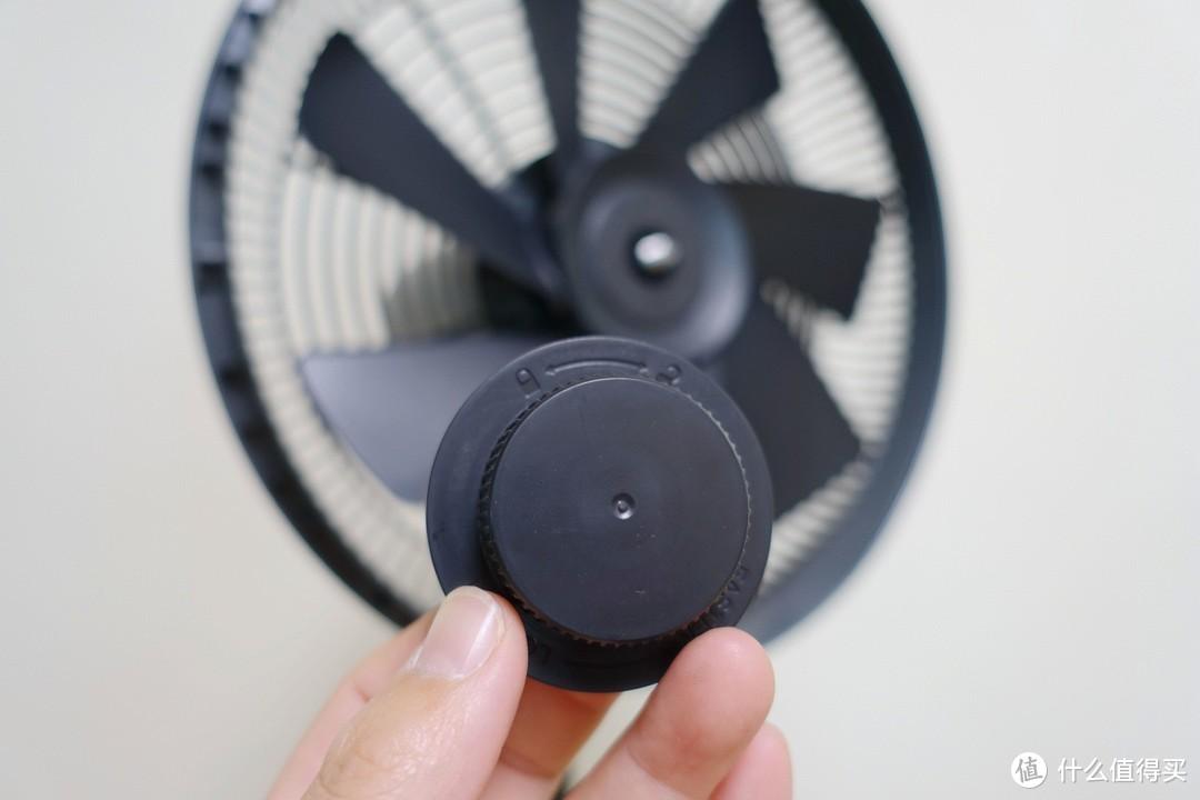 有空调的我为什么还要买风扇智米直流变频落地扇3黑金版智能风扇