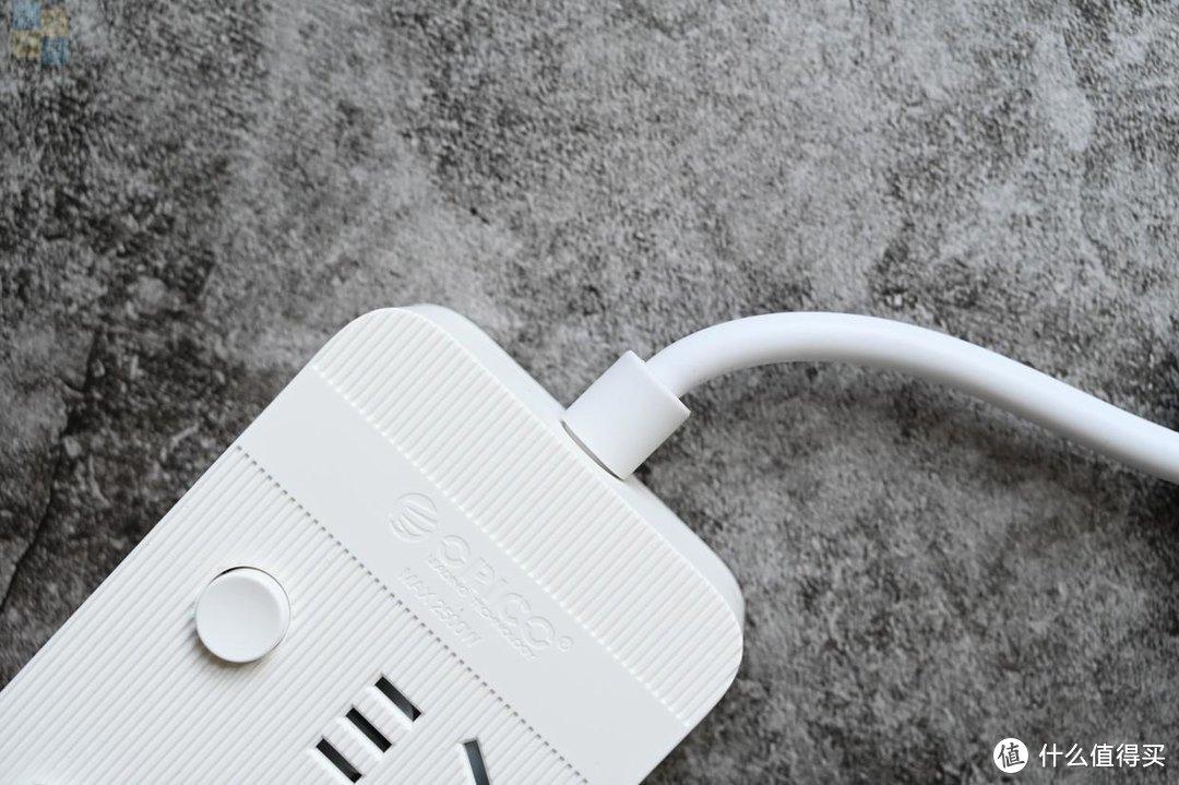 更适合宿舍和办公室的插线板,好用又安全,ORICO分控排插上手