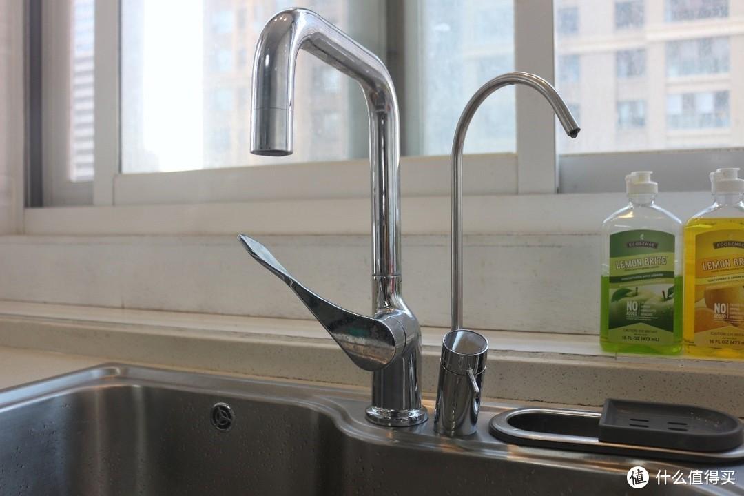 大流量、低废水率,长寿命是佳尼特CXR600-T1反渗透净水机