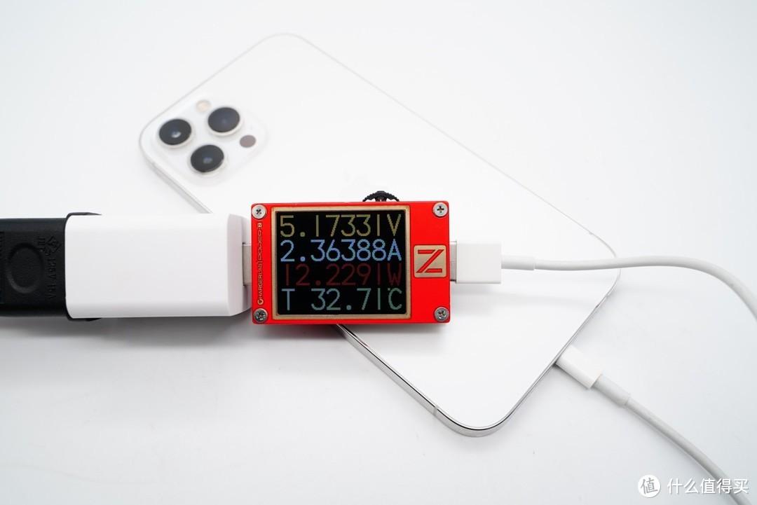 适配苹果20W快充系统,mophie 20W双口充电器评测
