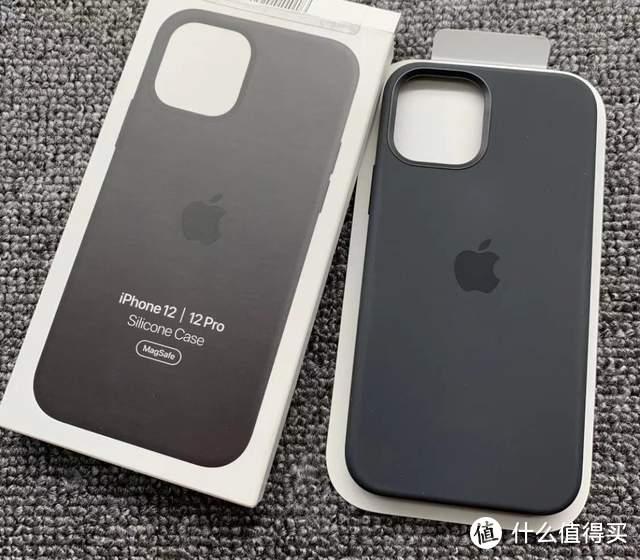 iPhone12的凯夫拉手机壳,质感不比安卓后盖差