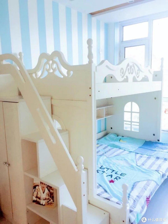 儿童房要上下床,还是两个床?别纠结!