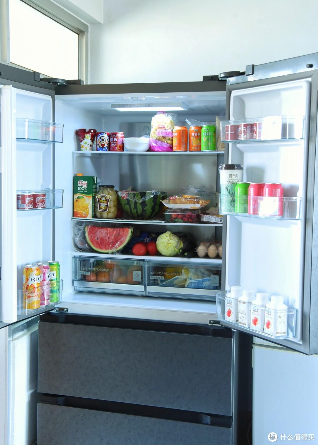 以亲身经历分析,一台母婴专用的冰箱应该具备哪些特点