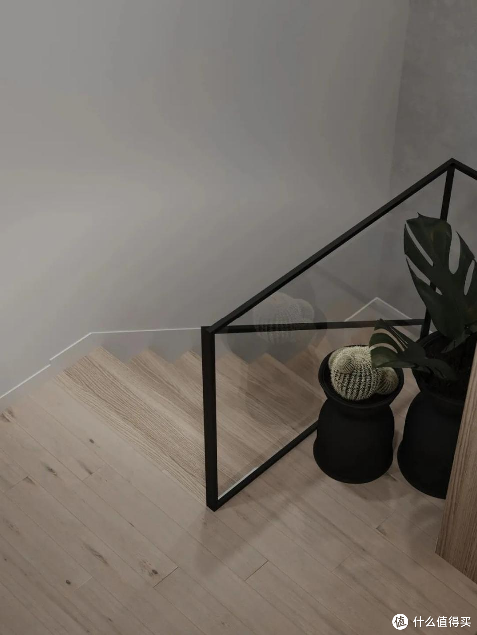 50平打造现代风单身loft公寓