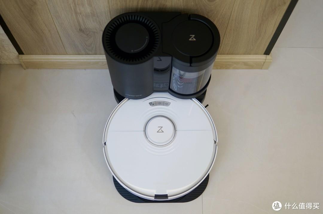予生活以科技,享岁月之美好——石头扫拖机器人T7S Plus集尘套装体验