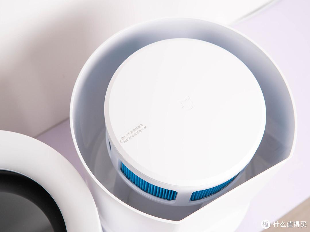 米家纯净式智能加湿器Pro体验:无雾、除菌、智能化超实用