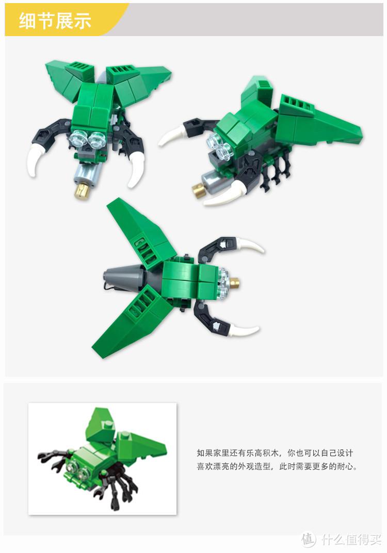 简单、便宜、易于学习的一款昆虫机器人