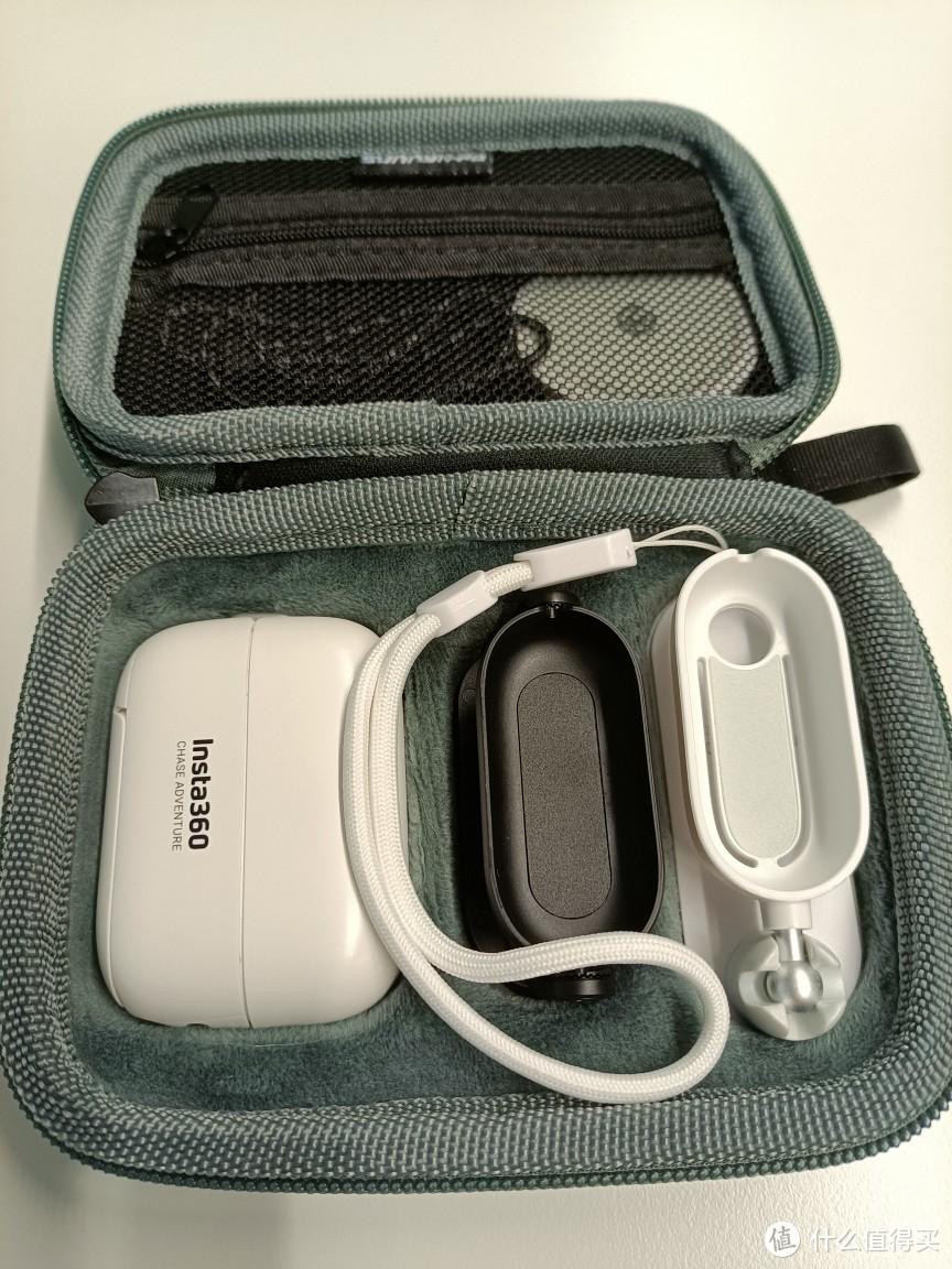 特点明显的拇指相机:Insta360 GO2一周轻度使用体验分享