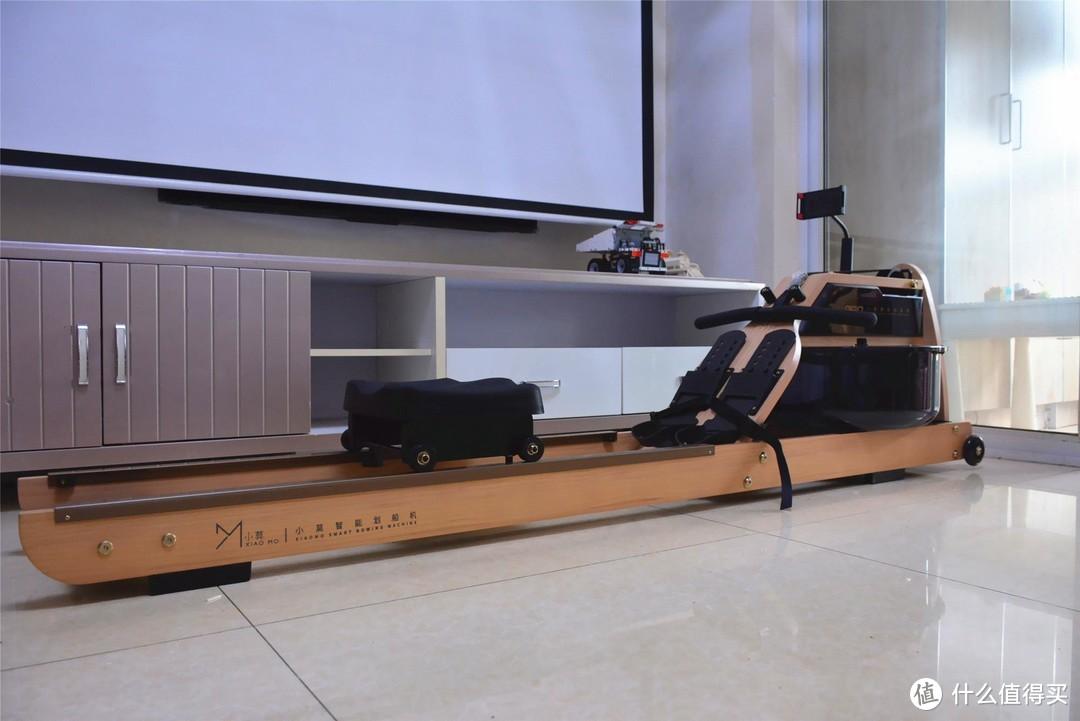 在家用小莫智能划船机Pro进行锻炼,就可以不用去健身房了?