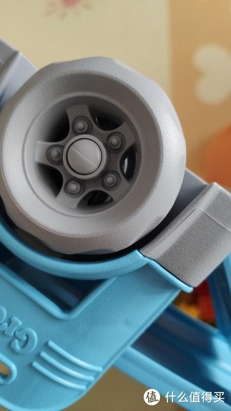 给孩子的绿色玩具运输车开箱评测(伪)