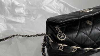 包治百病 篇一:Chanel新款流浪包好复古呀