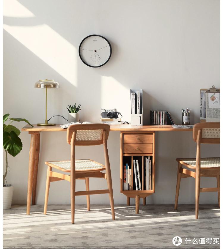 2.4米的双人书桌(和女票的快乐GAME,根本没有书)