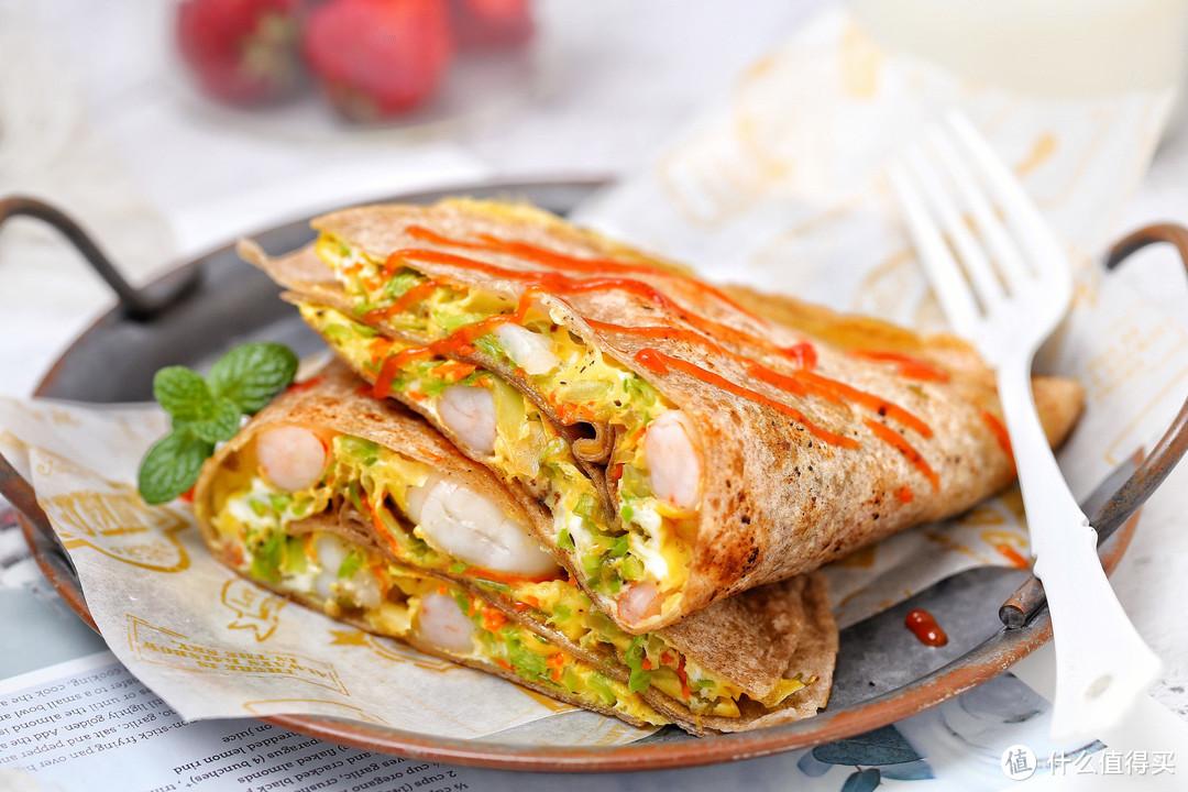 十分钟就能出锅的快手早餐,营养均衡热量低,吃撑也不担心长肉!