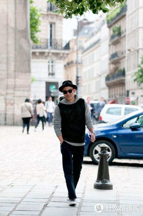 一位站在时尚浪尖的普通男人-Eugene Tong