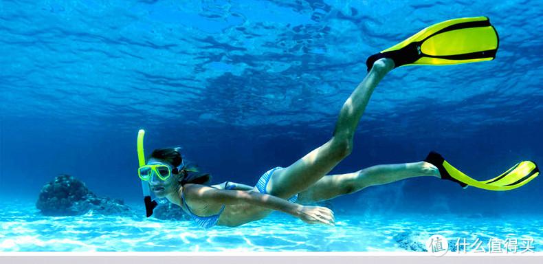 夏天到了,下水玩起来吧——迪卡侬潜水好物推荐