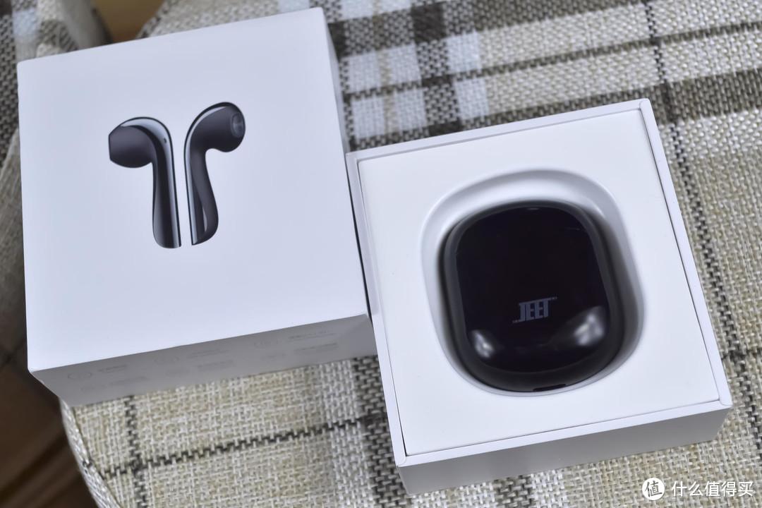 JEET ONE 真无线蓝牙耳机:精致小耳无限施放