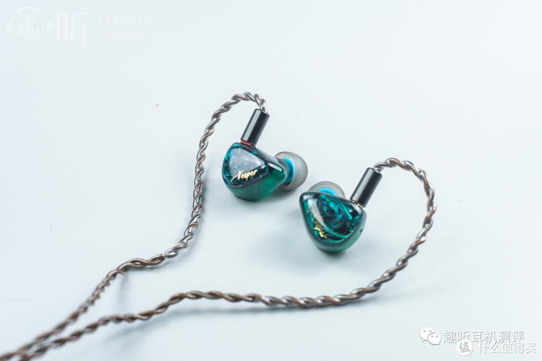 QOA Vesper 双单元入耳式圈铁耳机