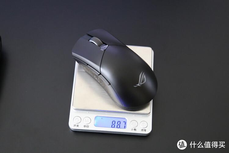 【首发新品】2021最具创新游戏鼠标:ROG战刃3无线版三模式游戏鼠标体验