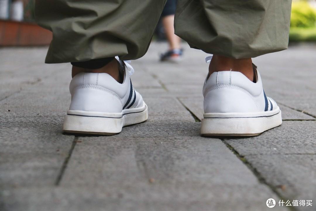 七面牛皮小白鞋,不止百搭还时尚,你get到了吗?