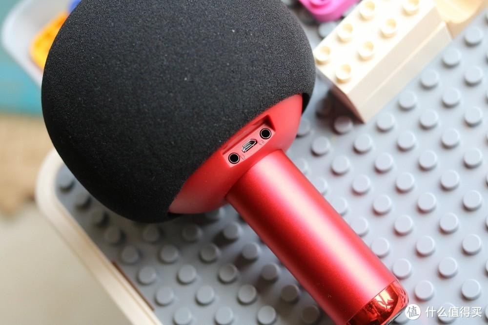 唱歌还去KTV?新潮流唱吧小巨蛋麦克风Q5让你在家把歌唱