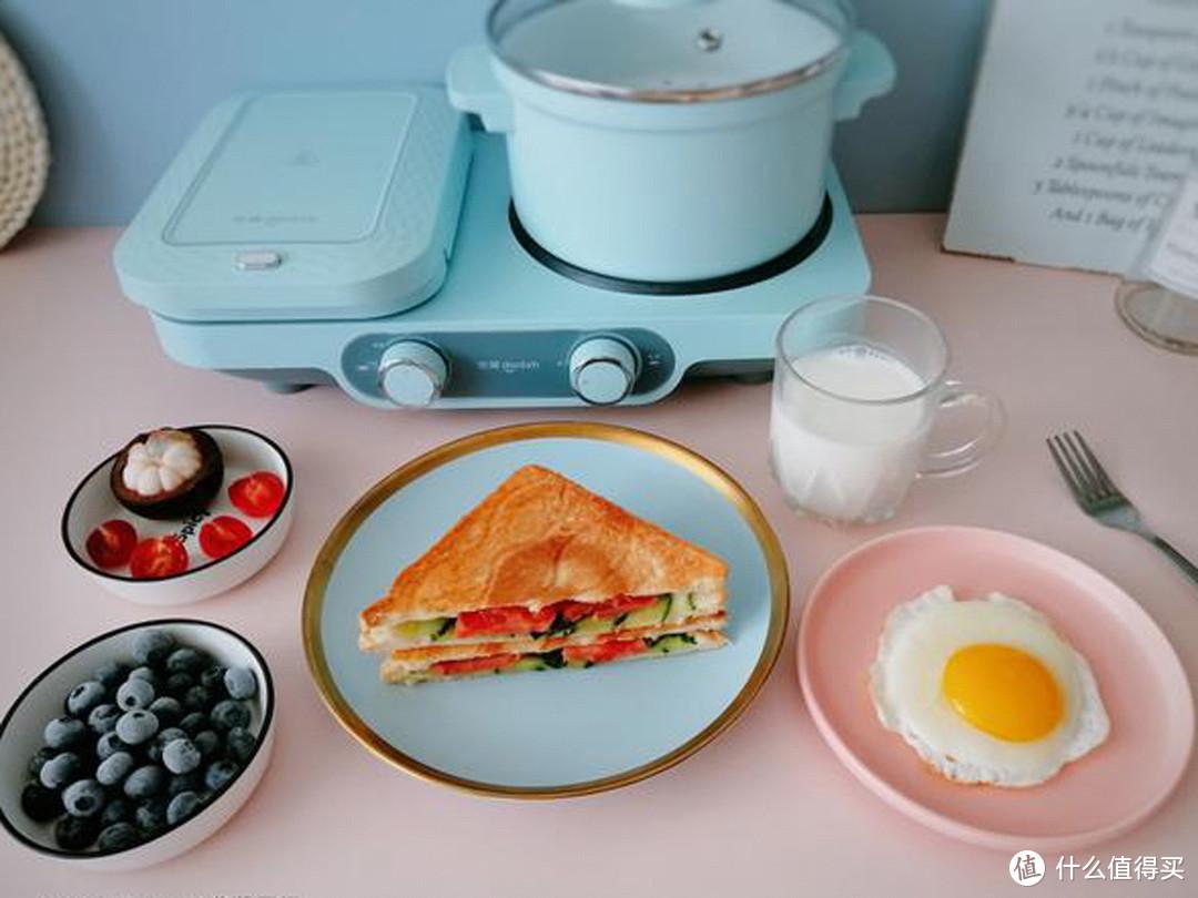 这个妈妈超厉害,15分钟搞定全家早餐,发到朋友圈,网友:太能干