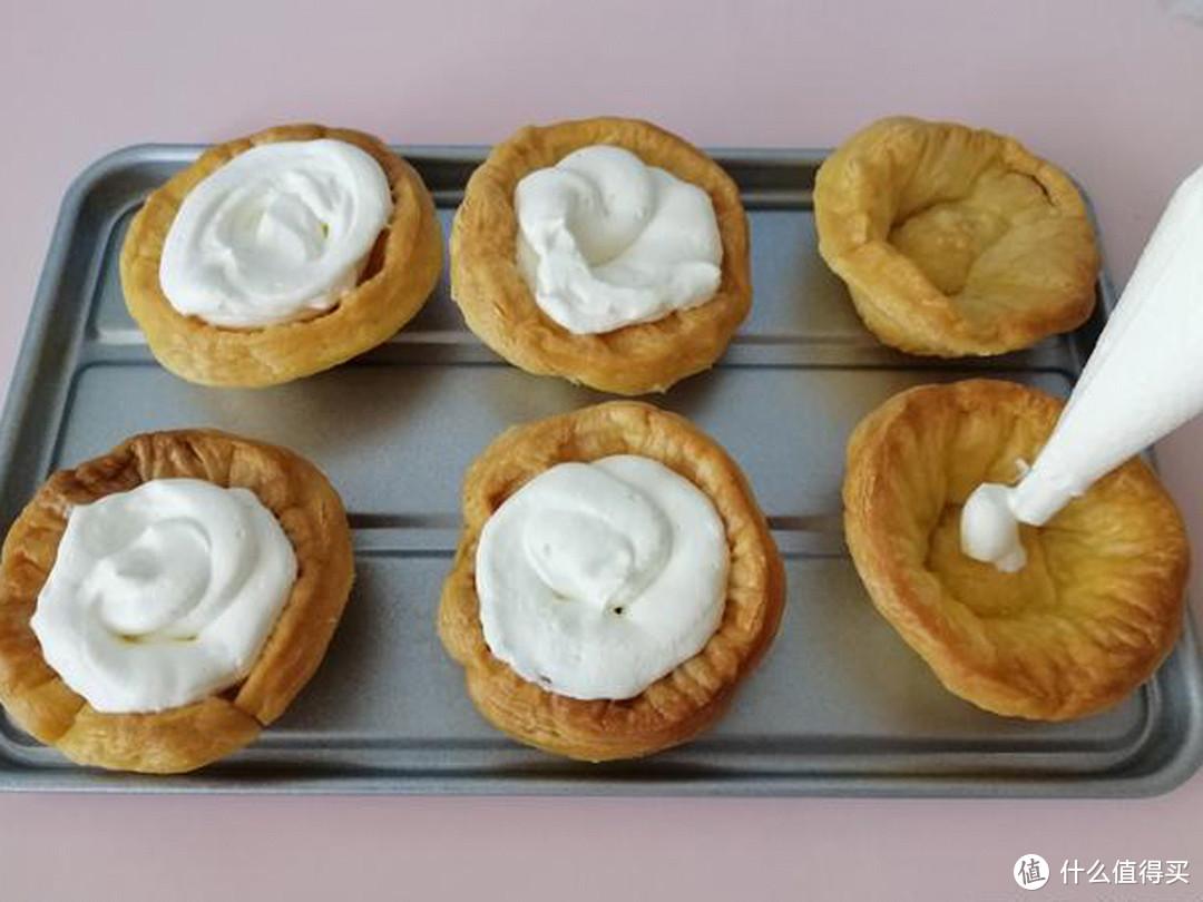 蛋挞皮的花样做法,15分钟搞定一份高颜值甜品,外酥里甜,超好吃