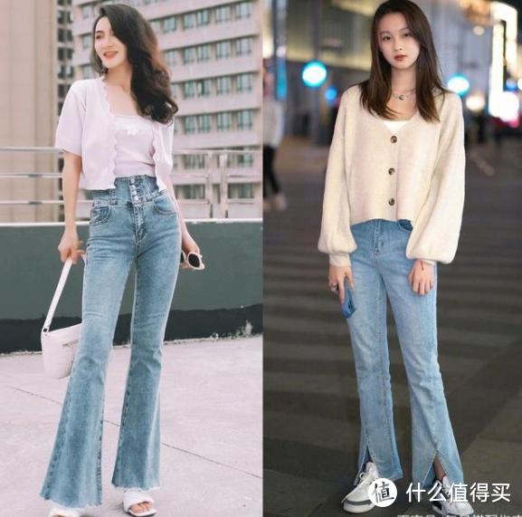 """""""烂大街""""也时髦?牛仔裤这样穿高级显瘦,秒变时髦精"""