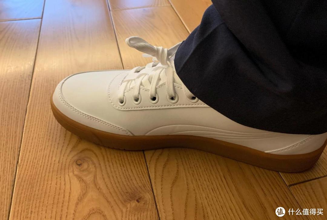 彪马小白鞋评测:百穿不厌,潮流之选