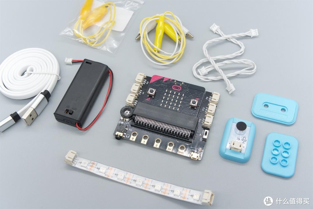 编程变成了电音小王子!亲子体验DFRobot造物粒子少儿编程套装
