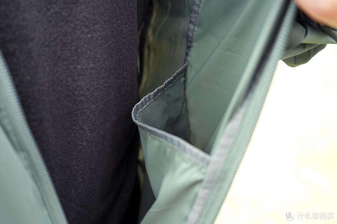 诺诗兰防晒皮肤衣:轻如蝉翼的外套,夏天穿着凉爽还防水