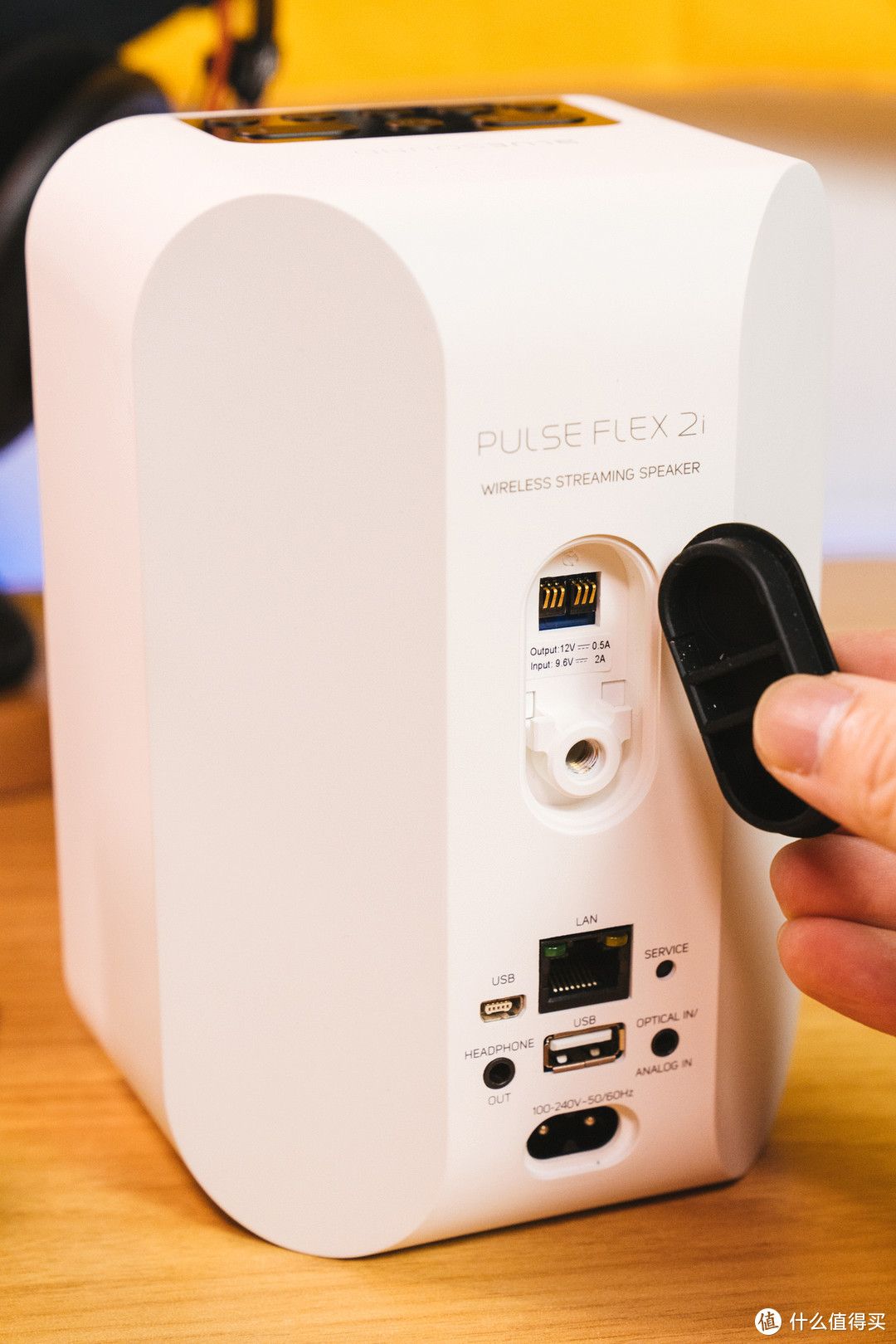小身材有大内涵,好音箱就该如此:Bluesound PULSE FLEX 2i 体验分享