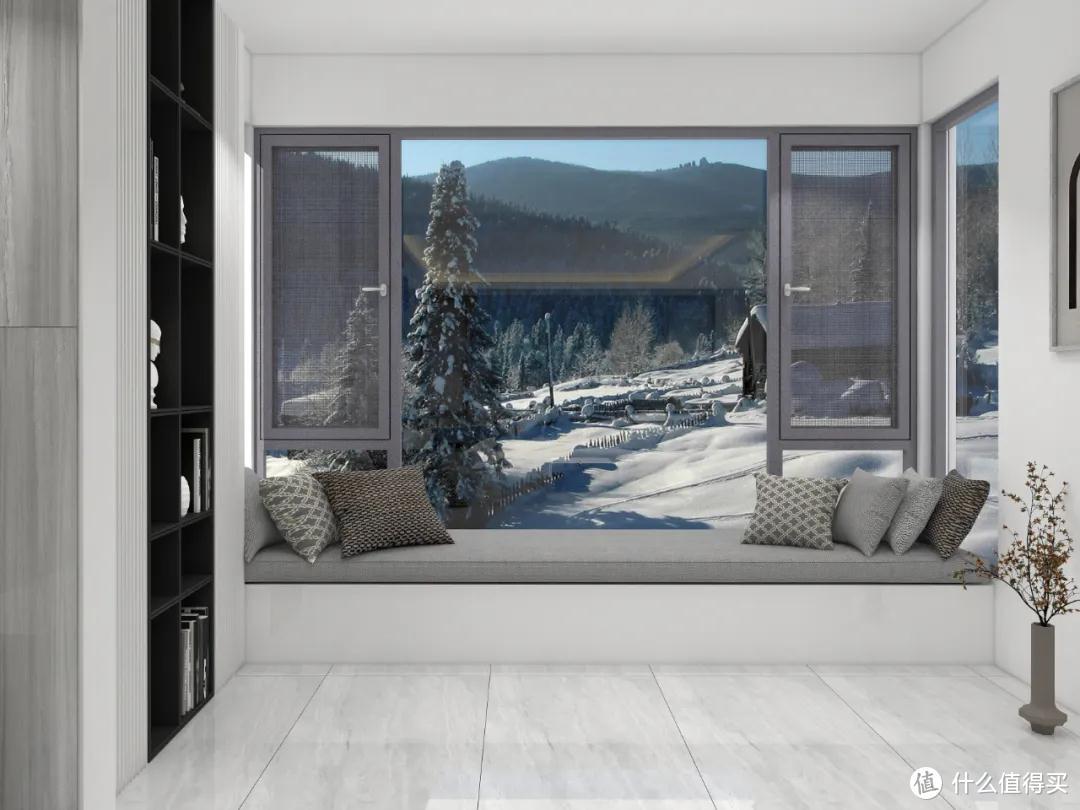 买门窗还要分南方和北方?不同地域怎样选择合适的断桥铝门窗?