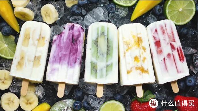 宝贝的夏日冰品——万物皆可冻!