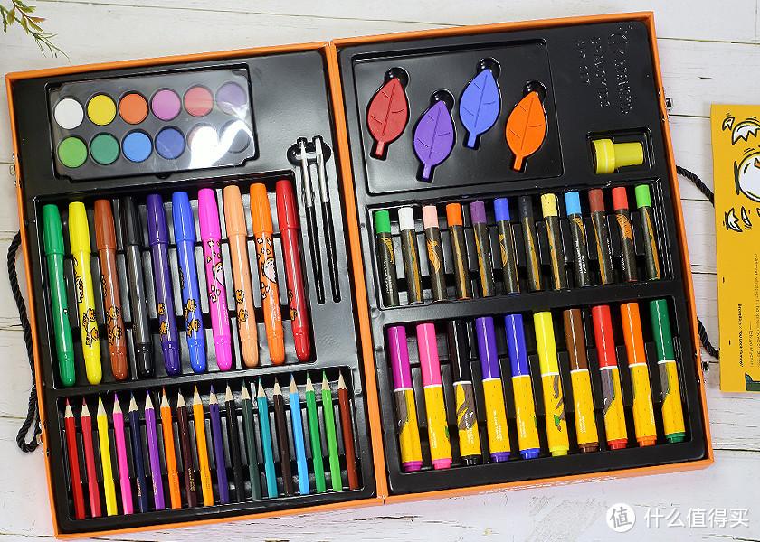 让孩子的童年充满色彩,Bravokids宫西达也美术套装体验