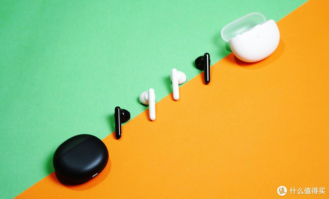 OPPO Enco Air真无线耳机简评:好音质、快充、半入耳式更轻盈