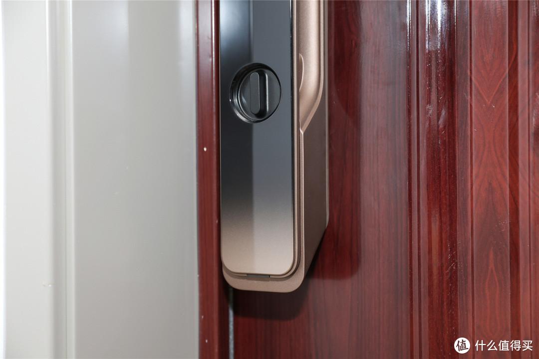 全自动门锁和半自动门锁怎么选?换了两把后告诉你