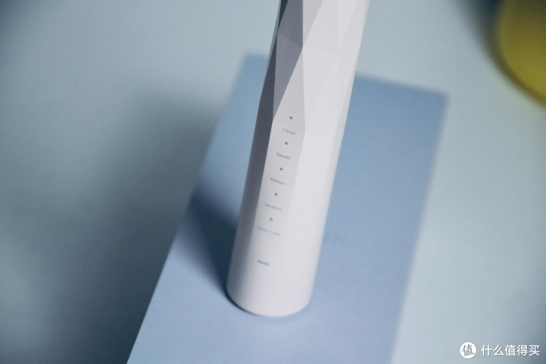 颜值高,且不输性能,扉乐FiliX 电动牙刷带给你舒心体验