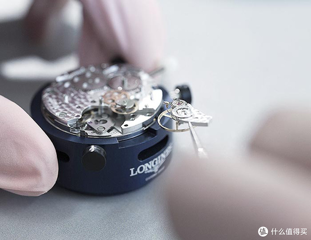 """浪琴""""八针月相""""是性价比最高的复杂功能腕表吗?"""