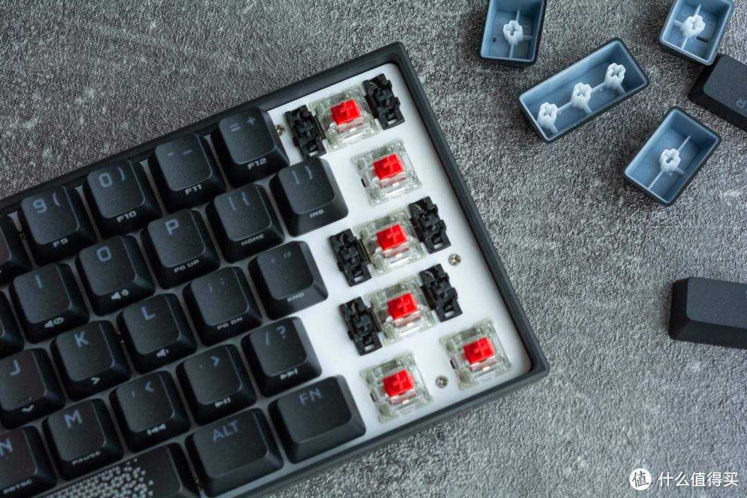 贼船的袖珍战列舰——海盗船K65 RGB Mini机械键盘浅评