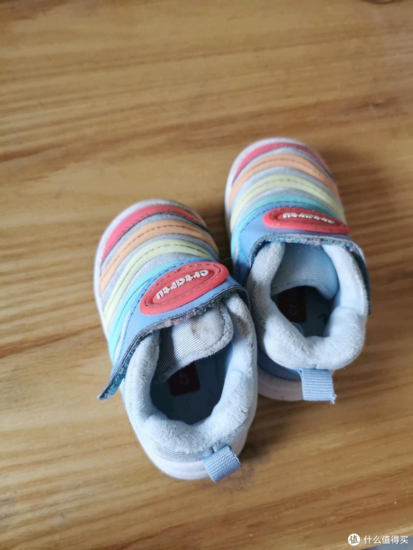 学步鞋,我选择了卡特兔