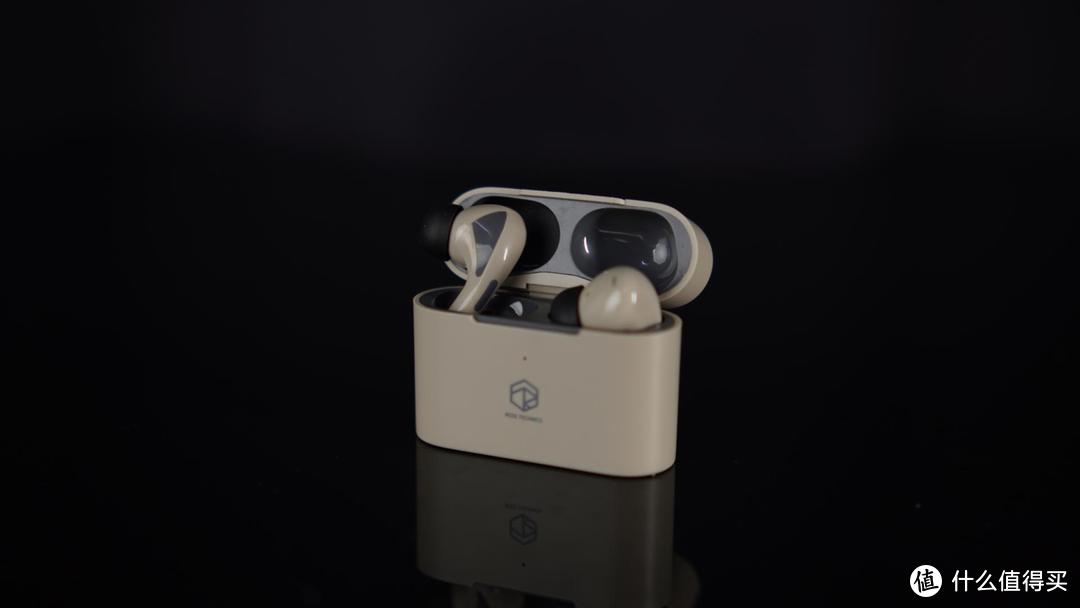 弱水EAR FREE耳机测评:降噪与游戏双BUFF加持,通勤好伴侣
