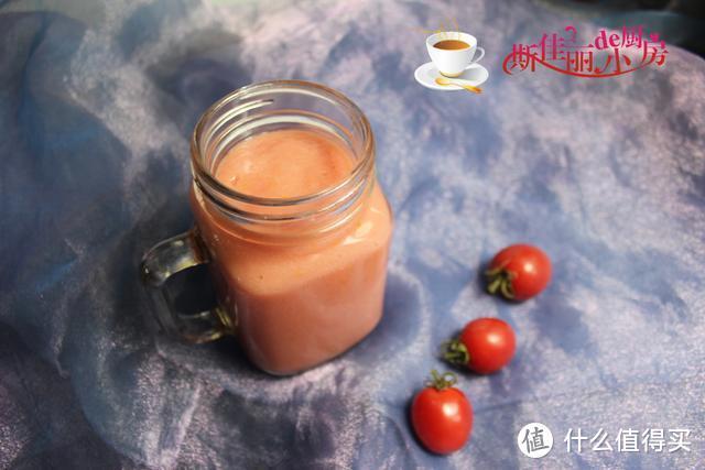 番茄和它一起打汁,隔三差五喝排出体内黑宿便,口臭没了体重降了