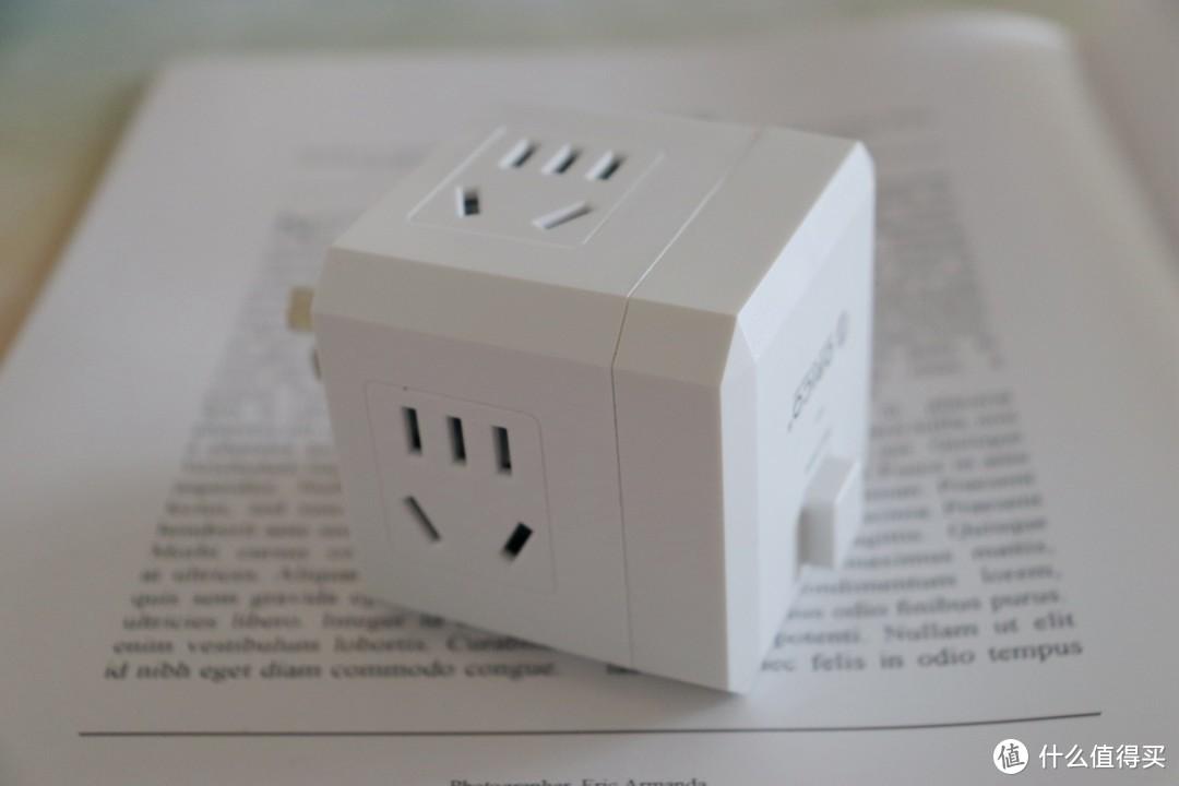 居家办公神器——奥睿科插线板